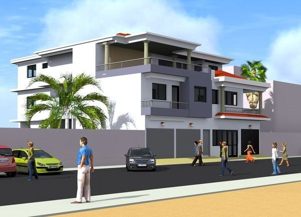 projet d 39 extension d 39 une villa a ouagadougou burkina faso