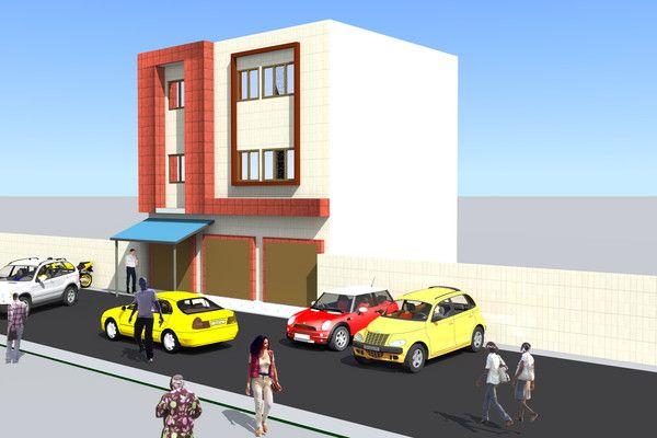 Architecture et design moderne africain page 371 - Architecture africaine moderne ...