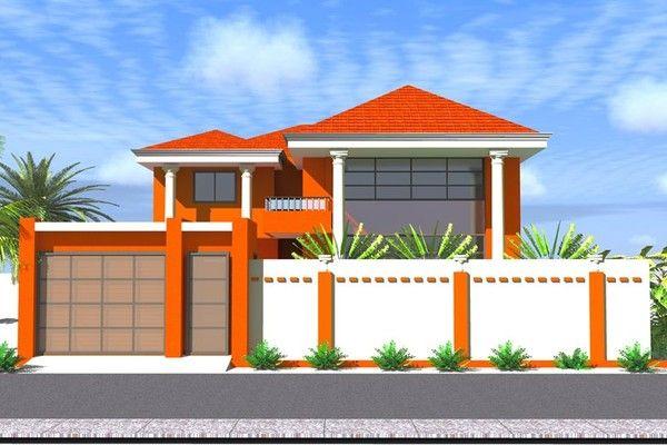 Architecture et design moderne africain page 30 for Construction villa moderne