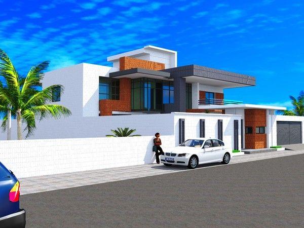 Projet De Construction D'Une Residence A Bamako Au Mali 2