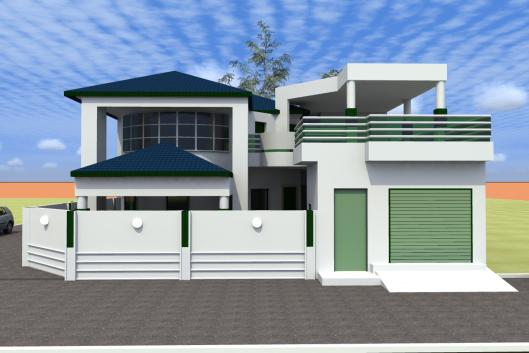 Abidjan Maison : Projet de construction dune villa a abidjan en cote d ivoire