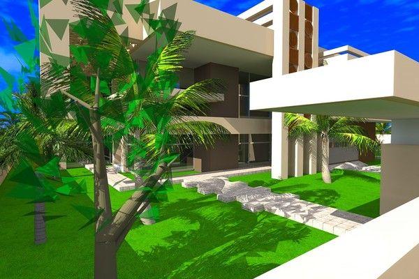 Architecture et design moderne africain page 2 - Architecture africaine moderne ...