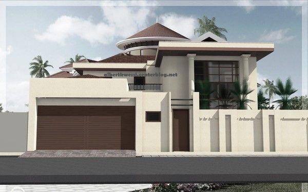 architecture a dakar villa design plan dakar senearchitecte. Black Bedroom Furniture Sets. Home Design Ideas