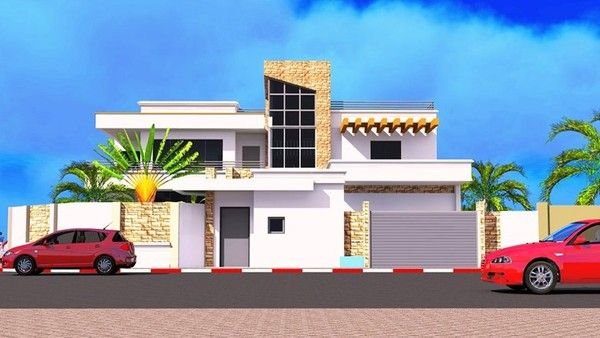 projet de construction dune villa a abidjan en cote d 39 ivoire. Black Bedroom Furniture Sets. Home Design Ideas