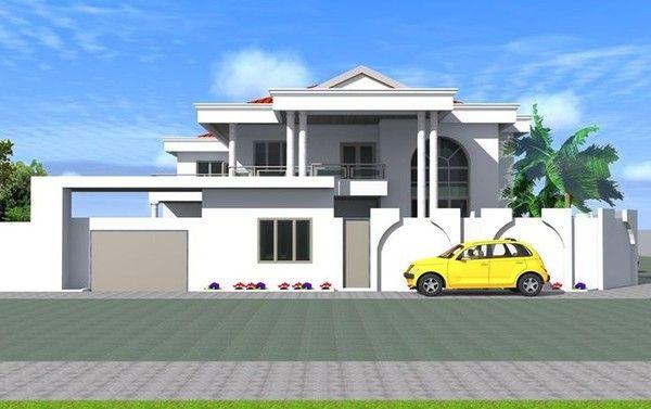 Villa a lome villa moderne a lome design architecture - Architecture de villa moderne ...