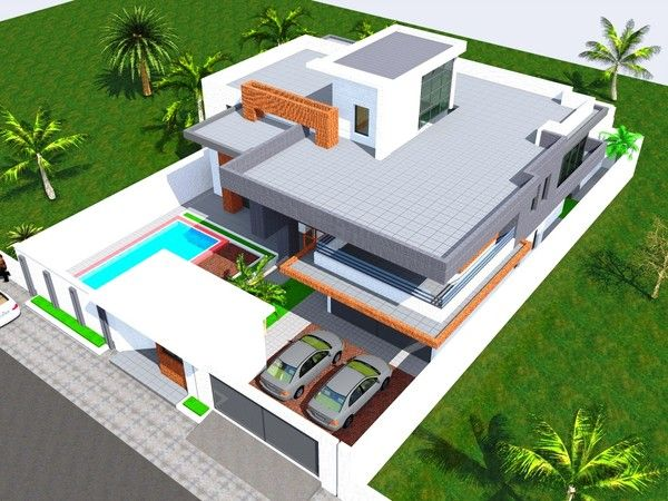Projet De Construction DUne Residence A Bamako Au Mali
