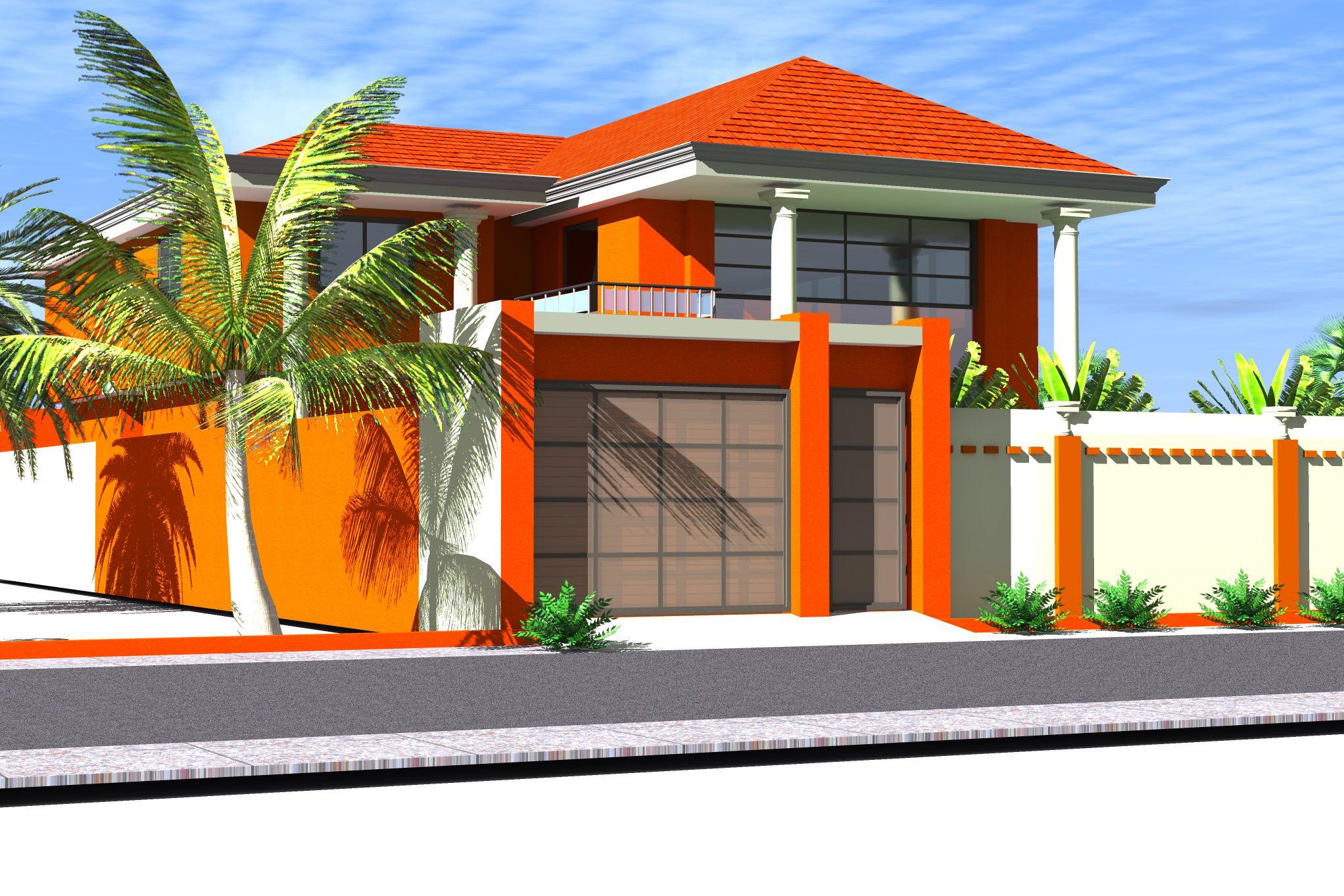 guinee conakry villa proposal. Black Bedroom Furniture Sets. Home Design Ideas