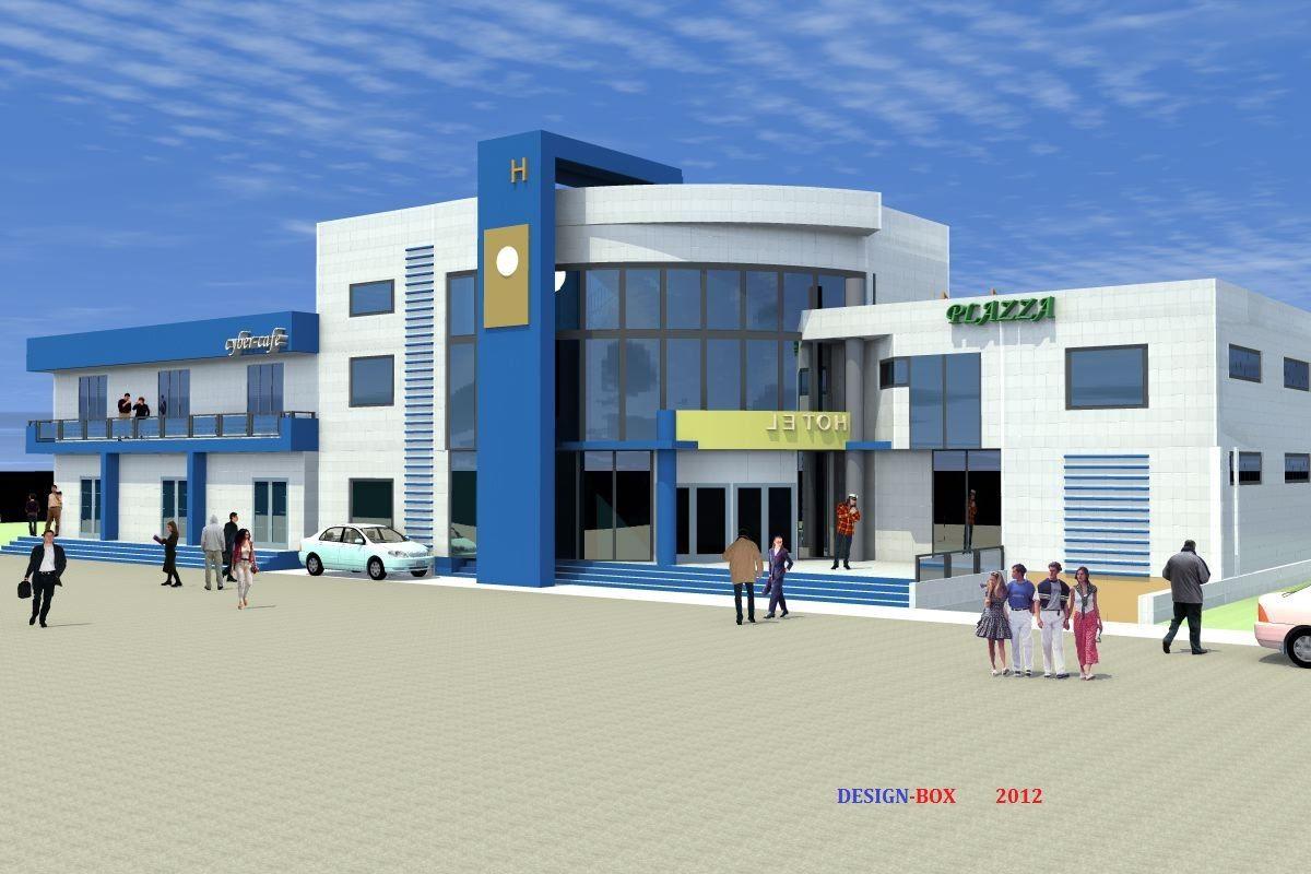 Projet de construction d 39 un espace commercial a lome au togo for Architecture projet