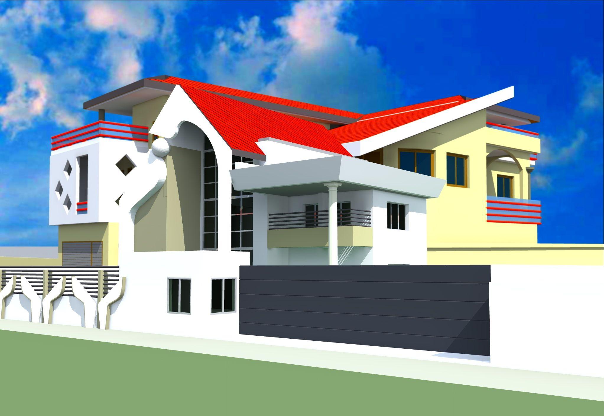 F star house design tanzania 2014 for Star home designs