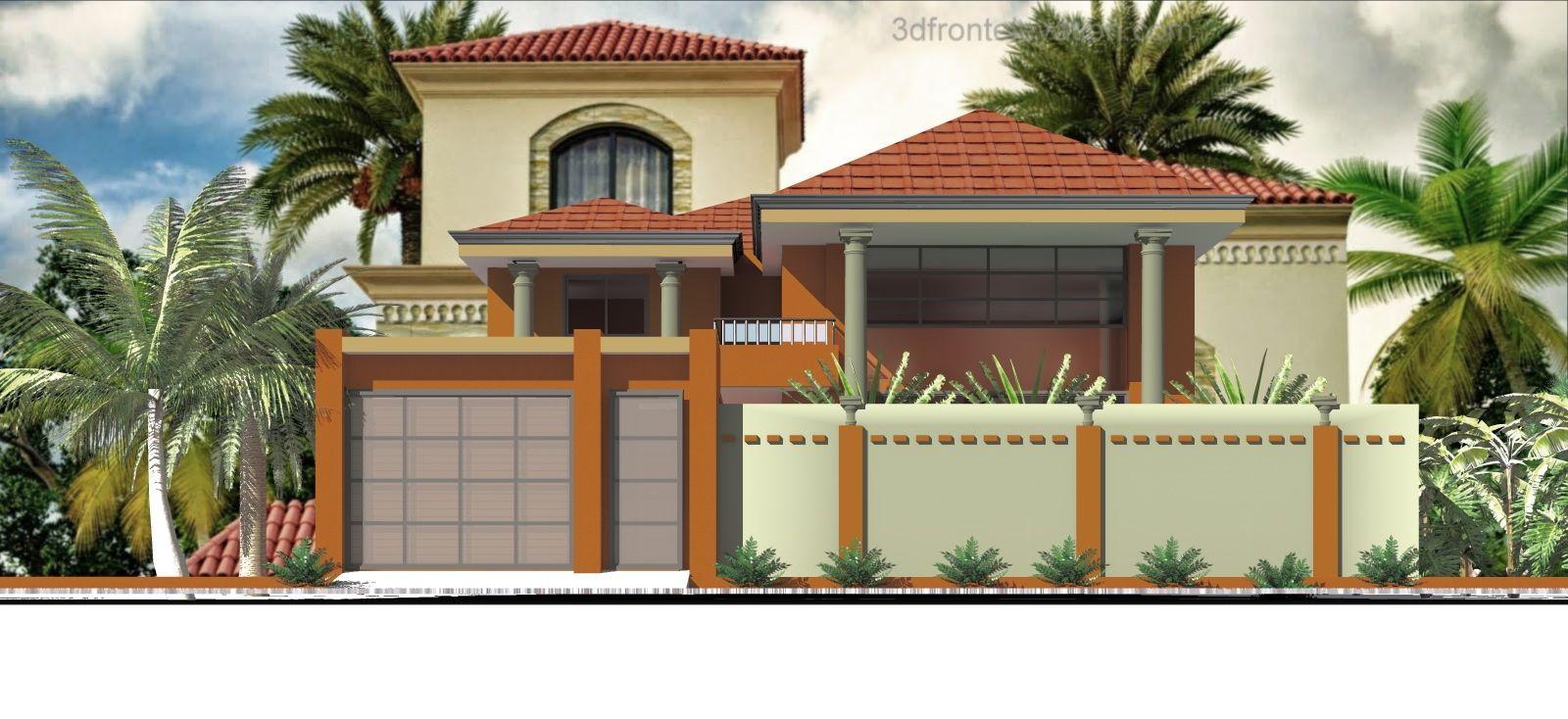 Projet de construction d 39 une villa a conakry en guinee - La residence eb par replinger hossner architects ...