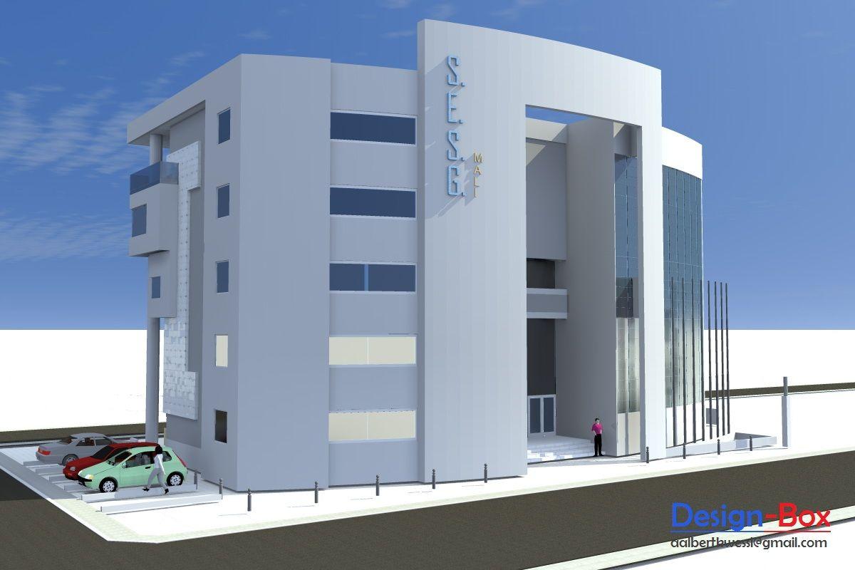 Projet de construction du siege de sesg mali a bamako for Projet de construction maison